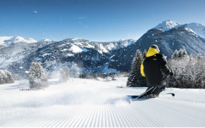 The Portes Du Soleil ski area is COVID-19 ready and will open in December