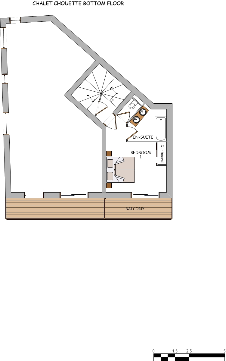 Bottom Floor Plan
