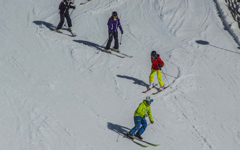 Ski holidays in the Portes du Soleil