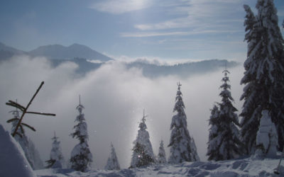 Why March is the perfect time to come skiing in the PDS