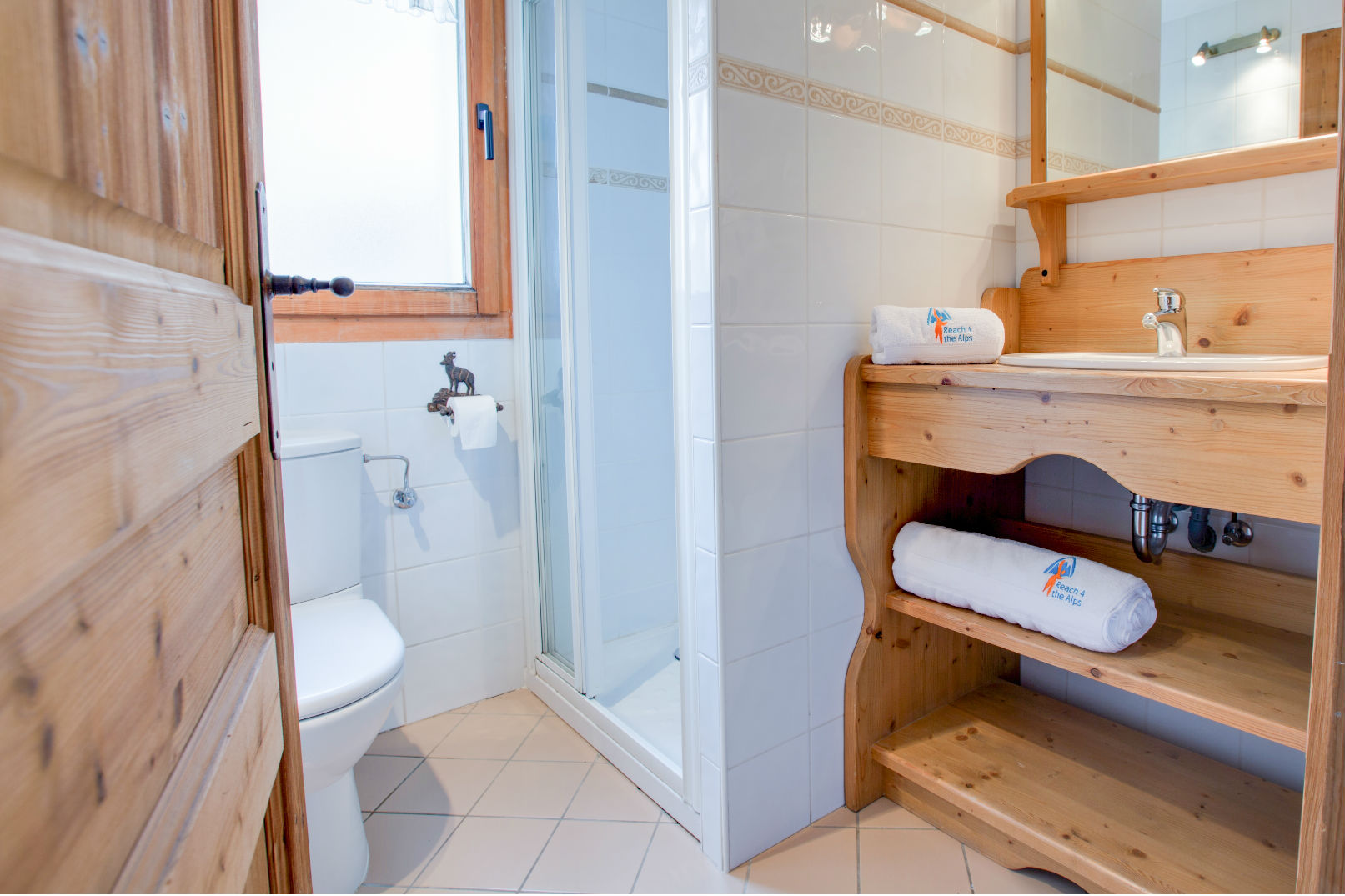 Chalet Martinet - Summer Self Catering Chalet in Les Gets