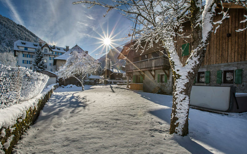January Special Offers in Morzine or Les Gets