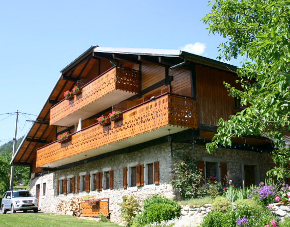 Self Catered Apartments in Morzine and Les Gets