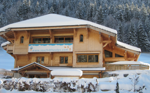 Christmas & New Year holidays with Reach4thealps