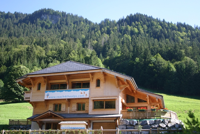 Cairn Lodge. Morzine