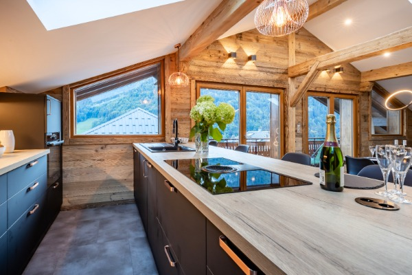 Chalet Machermo, luxurious modern Morzine chalet