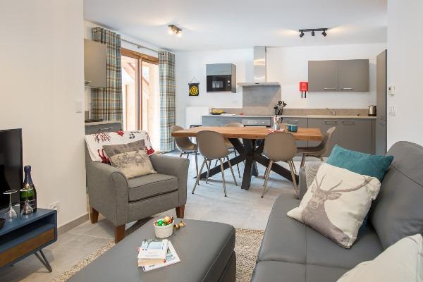 Petit Jouet, central Morzine apartment